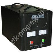 РСН-1500 SASSIN Black series Стабилизатор напряжения релейный