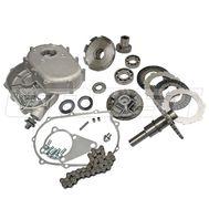Редуктор для бензинового двигателя GX270 (разборка)