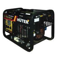 Портативный дизельный генератор HUTER LDG14000CLE