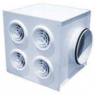 Веерный воздухораспределитель ВПМ-С 125 450x450