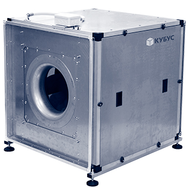 Вентилятор КУБУС 450x450 B EC1