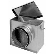 Фильтр для круглых воздуховодов ФЛК 200 М1