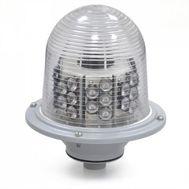 Проблесковые светильники средней интенсивности красного цвета 2000 кд  (ЗОСИ-СД тип В)