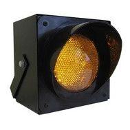Светофор светодиодный односекционный 12V DC