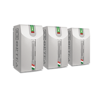 Ortea 3 x Vega 5 (15kVA) / 4 (12kVA)