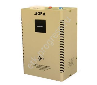 Стабилизатор напряжения Зорд АКН-1-9600
