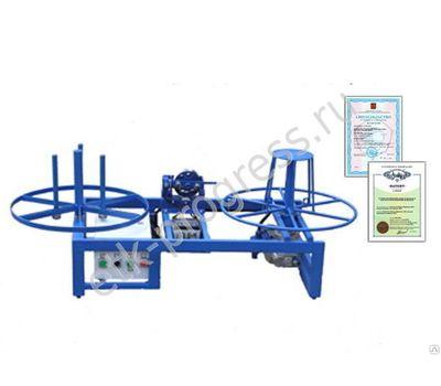 Намоточный станок. Устройство перемотки кабеля УНК-6-5НП-01