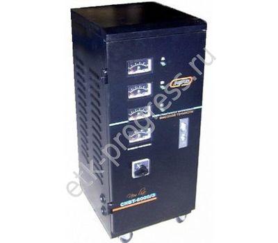Стабилизатор  СНВТ-6000/3   Hybrid Энергия New Line