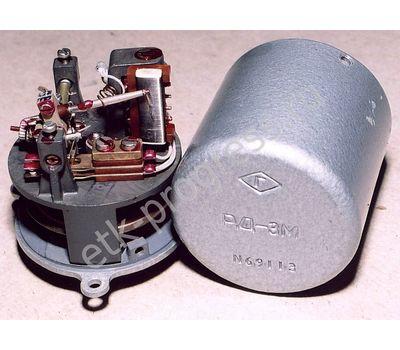 Регулятор давления РД-3М
