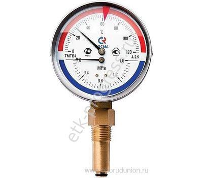 Термоманометр ROSMA ТМТБ-31, ТМТБ-41