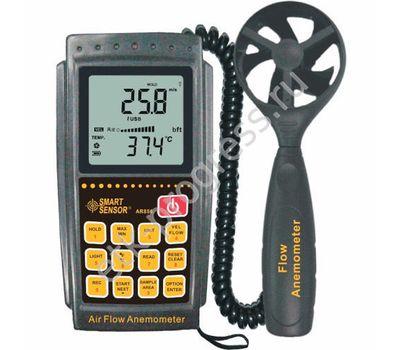 Анемометр профессиональный AR856